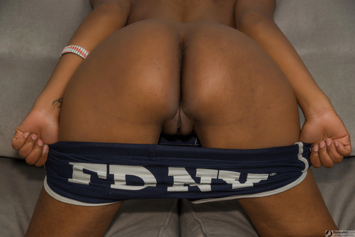 Bent Over Matured Brown Ass Pussy Undressing