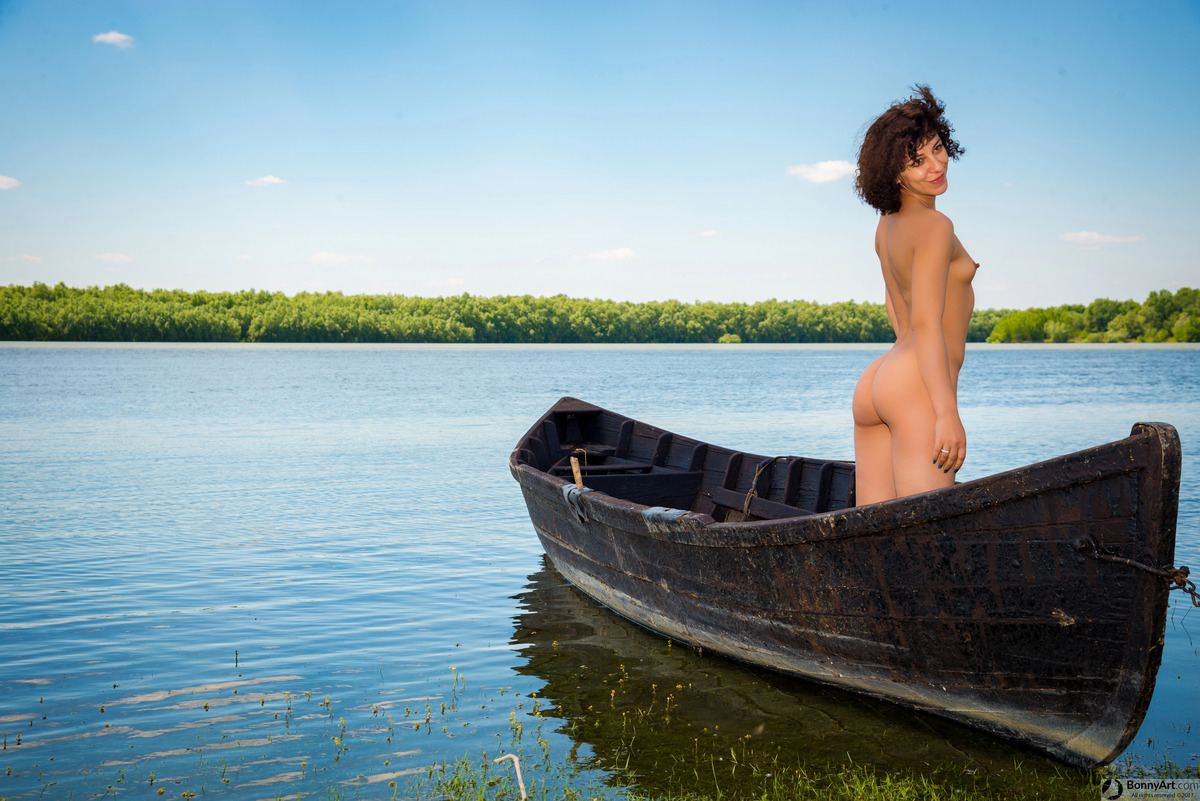Nude Woman in the Fisherman's Boat