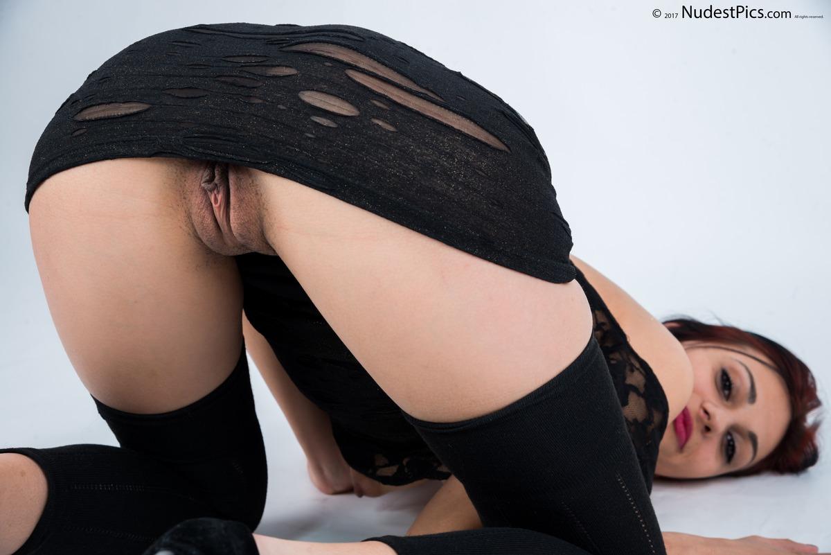 Ass Up Upskirt Pussy Girl